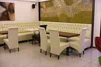 Модульные диваны для кафе, баров, ресторанов под заказ