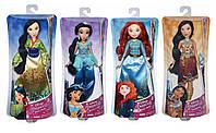 1шт Классическая модная кукла Принцесса (Мулан, Жасмин, Мерида, Покахонтас) Дисней Disney Hasbro