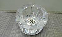 Светильник точечный встраиваемый Best-Light 15.1065  под лампу G9 прозрачный/матовый