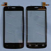 Оригинальный Тачскрин сенсор Prestigio multiphone 5453 duo black (pap5453)