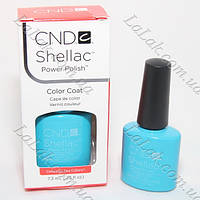 "Гель-лак Shellac CND ""Cerulean Sea"""