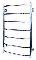 УКРПРОМ Полотенцесушитель лестница ТРАПЕЦИЯ 120х60 см (8)