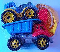 Машина пластмассовая. Набор. Малюк будівельник 3 3954 Технокомп Украина