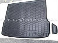 Коврик в багажник AUDI Q5 с 2009 г. (Avto-Gumm) пластик+резина