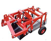 Картофелекопалка тракторная вибрационная КПК-МТ (без кардана)