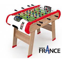 Напівпрофесійний футбольний стіл 4 в 1 Smoby 640001 «Power Play»
