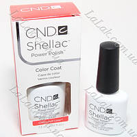 "Гель-лак Shellac CND ""Cream Puff"""
