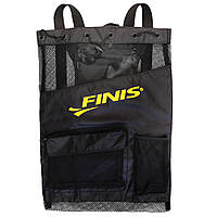 Сумка-рюкзак Finis Ultra Mesh Backpack Black/Black 1.25.022.007