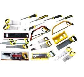 Ножівки і полотна для ножівок