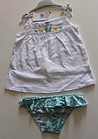 Пляжный комплект для девочки Dombi 4-5 лет