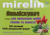 Ополаскиватель-маска Для обновления кожи головы и волосс, 3г, Mirelin