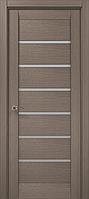 Двери межкомнатные Папа Карло ML-14 Дуб серый брашированный