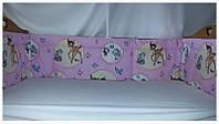 """Захист у ліжечко для новонароджених """"Гном"""", фото 1"""