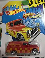 Машинка Hot Wheels, Измени цвет модель Shevy Panel