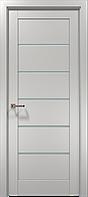 Двери межкомнатные Папа Карло «Optima-4» Клен белый