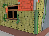 Технологія утеплення будинку.Відео