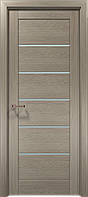 Двери межкомнатные Папа Карло «Optima-4» Клен серый