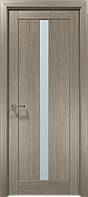Двери Папа Карло Optima-01 Клен серый