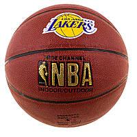 Мяч баскетбол Spalding NBA Lakers 25569-14