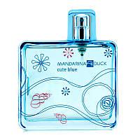 Mandarina Duck Cute Blue 100мл Туалетная вода для женщин Тестер