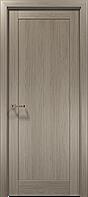 Двери межкомнатные Папа Карло «Optima-3» Клен серый