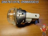 Подсветка духовки газовой плиты Гефест жаропрочная круглая , фото 1