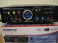 Усилитель звука  AV - 339 ВТ с функцией караоке