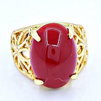 Экстравагантное кольцо XP 12930-красный-17
