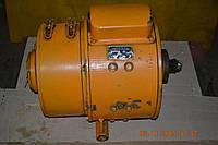 Двигатель постоянного тока тяговой к погрузчику