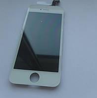 Дисплей, модуль (экран+сенсор) IPHONE 5s White, фото 1