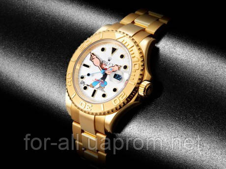 "Часы  Special Edition ""Popeye"" Rolex Yachtmaster, новости, часы 2014"