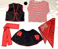 Карнавальный костюм Пират-девочка