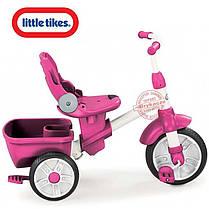Детский велосипед Perfect Fit 4 в 1 Trike Pink Little Tikes 639654, фото 3