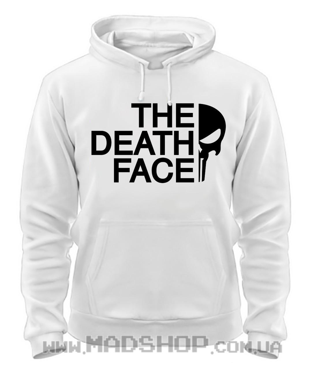 Толстовка Каратель The Punisher death face