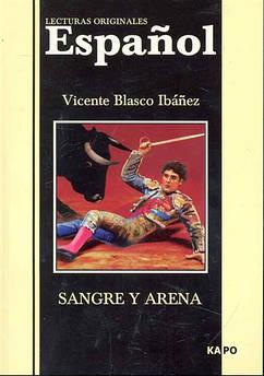 Ибаньес В. Кровь и песок/испанский