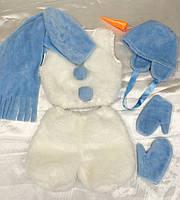 Карнавальный костюм Снеговик 1