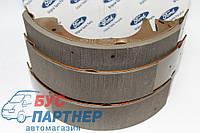 Колодки тормозные задние барабанные ( диаметр диска 14 ) T-12 комплект 91-00г. Ford Transit 2.5 D ОРИГИНАЛ