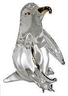 Статуэтка пингвин из стекла, 30х60х40