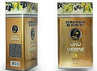 Оливковое масло Oro Verde Extra, Испания 5л.