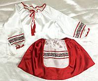 Карнавальный костюм Украинка 1