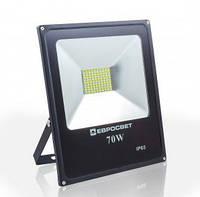 Прожектор светодиодный 70W STANDART EV-70-01 6400K 5600lm SMD