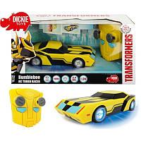 Машинка cо светом и звуком Dickie Bumblebee 3114000 (Дикки Бамблиби)