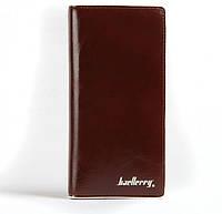 Клатч портмоне Baellerry C639 Br коричневый