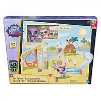 Литл Пет Шоп Игровой набор Городские сценки (в ассорт.) Littlest Pet Shop Hasbro
