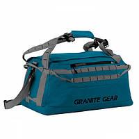 Сумка дорожная Granite Gear Packable Duffel 60 Basalt/Flint, фото 1