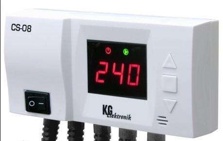 Контроллер KG ELEKTRONIK CS 08