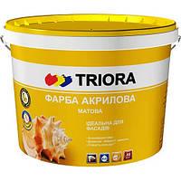 Фасадная краска Triora, 1 л