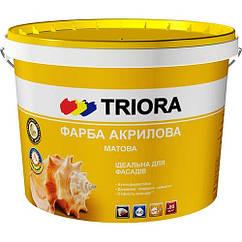 Фасадна фарба (База TR) Triora, 3 л