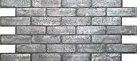 """Стеновая панель из ПВХ Кирпич """"Старый серый"""""""