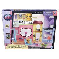 Литл Пет Шоп Игровой набор Кафе Littlest Pet Shop Hasbro